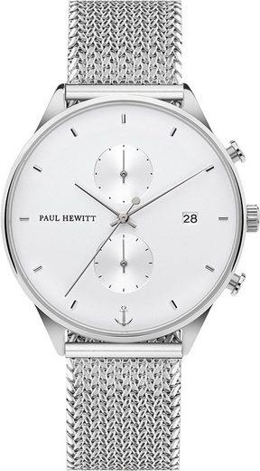 PAUL HEWITT Chronograph »Chrono Line, PH-C-S-W-50S«
