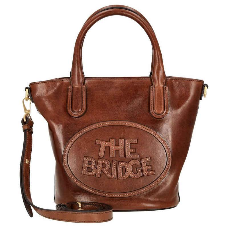 THE BRIDGE Umhängetasche »Penelope Tote Umhängetasche 22 cm«