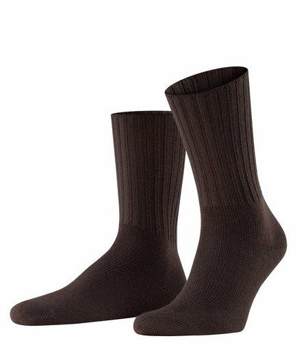 FALKE Socken »Nelson« (1-Paar) ohne Gummifäden gestrickt