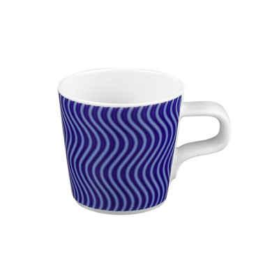 Seltmann Weiden Espressotasse »No Limits Blue-Motion 90 ml«, Porzellan