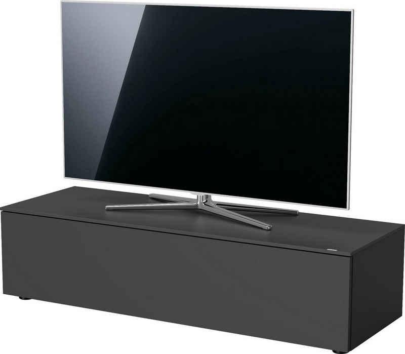 SPECTRAL Lowboard »Next«, mit Holzklappe, wahlweise mit TV-Halterung und LED-Beleuchtung, in verschiedenen Breiten und Farben