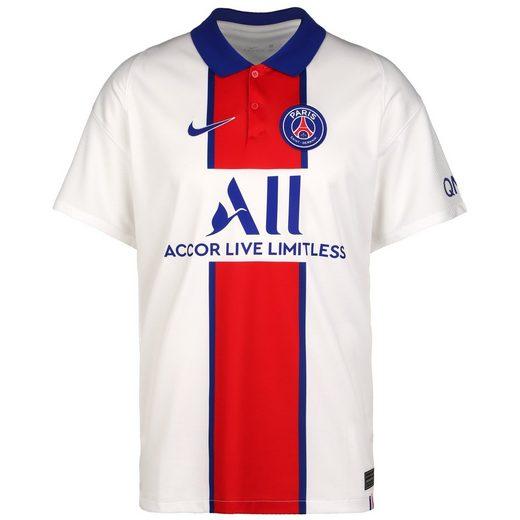 Nike Fußballtrikot »Paris St.-Germain Stadium 20/21 Auswärts«
