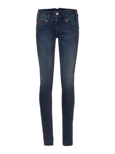 Herrlicher Jeans mit Slim-Fit-Beinweite »Pearl«