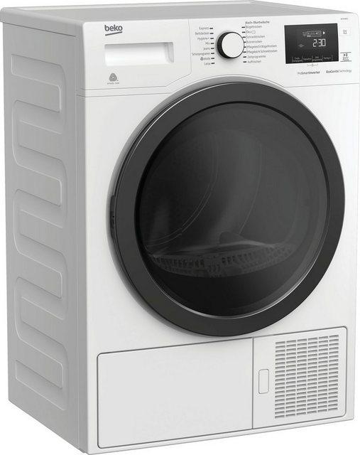 BEKO Wärmepumpentrockner DE744RX1, 7 kg