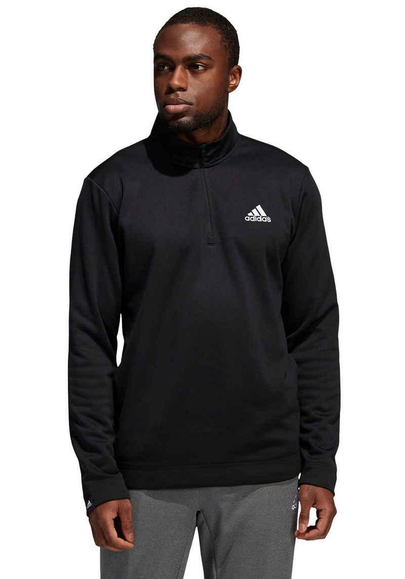 adidas Performance Sweatshirt »GAME AND GO 1/4 ZIP TEAM ISSUE AEROREADY WARMING MENS«