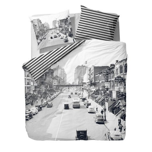 Bettwäsche »The Streets Renforcé«, Covers & Co