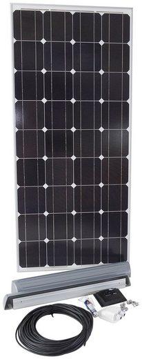 SUNSET Set: Solarstrom-Set für Freizeit, Camping und Boot, 140 Watt
