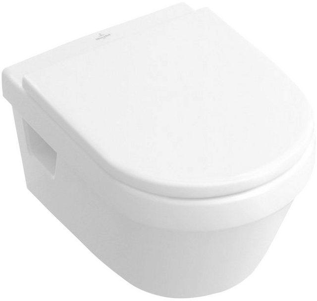 WCs und Zubehör - VILLEROY BOCH Wand WC »Architectura«, spülrandlos  - Onlineshop OTTO