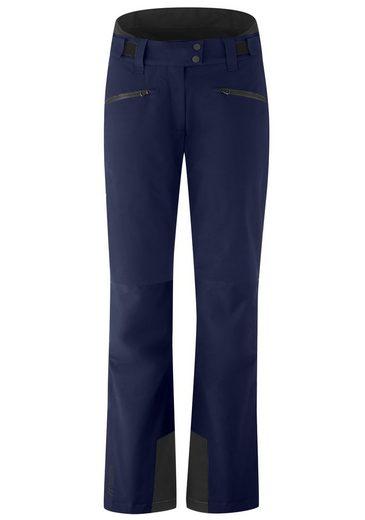 Maier Sports Skihose »Backline Pants W« Lässig geschnittene Skihose für Piste und Gelände