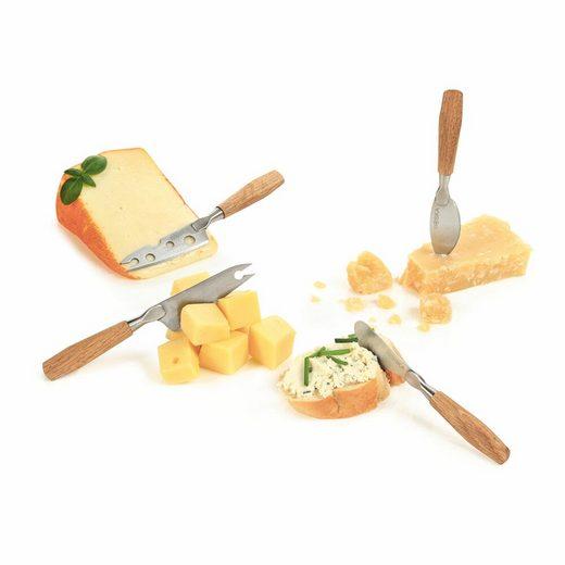 BOSKA HOLLAND Messer-Set »Life Collection Cheese Set Mini« (4-tlg)