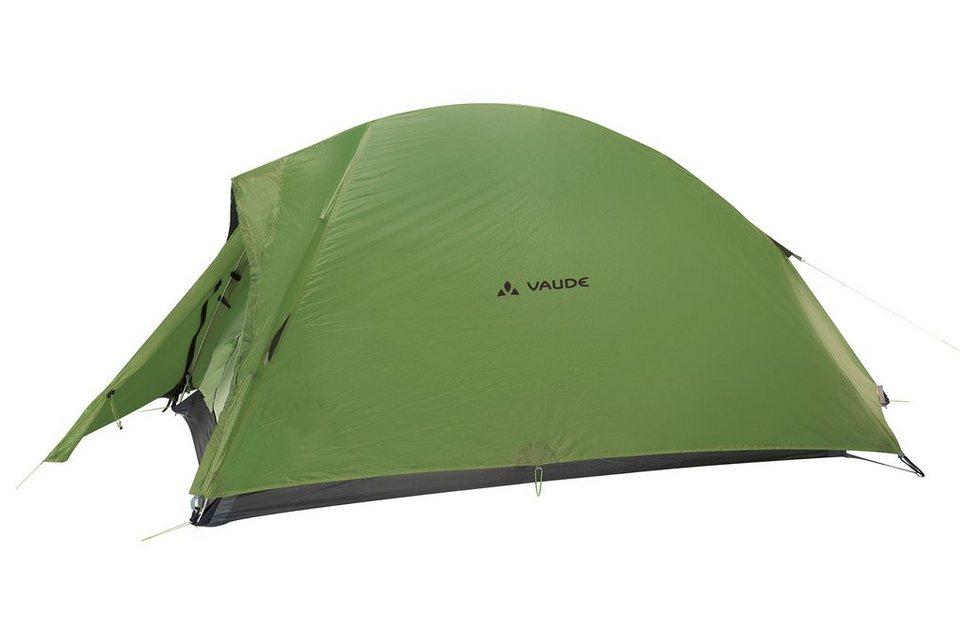 VAUDE Zelt »Hogan Ultralight Argon 1-2P Tent« in grün