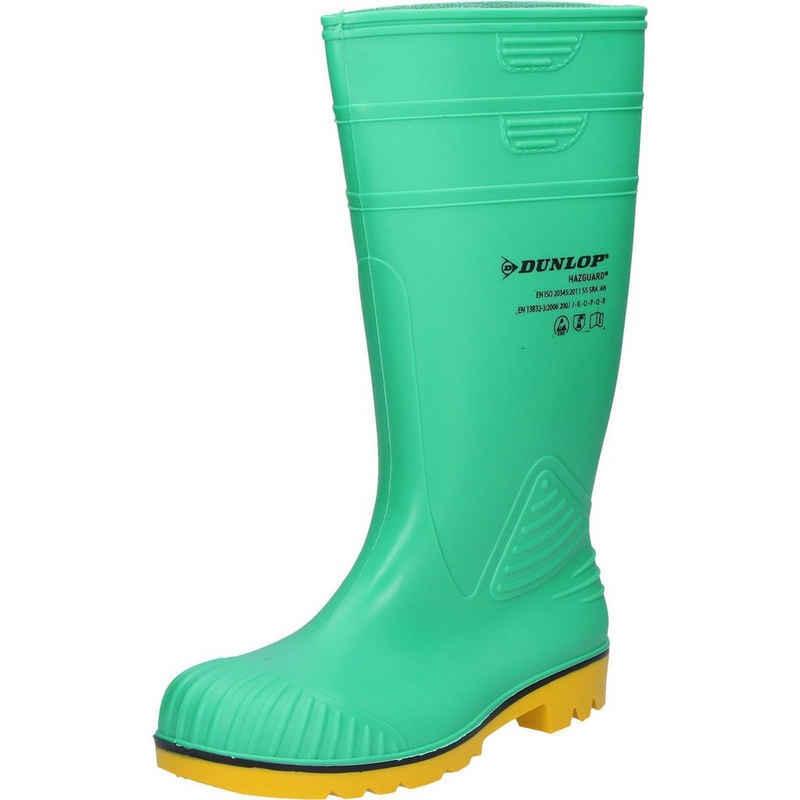 Dunlop »Dunlop Stiefel Acifort HazGuard grün S5 ESD« Sicherheitsstiefel
