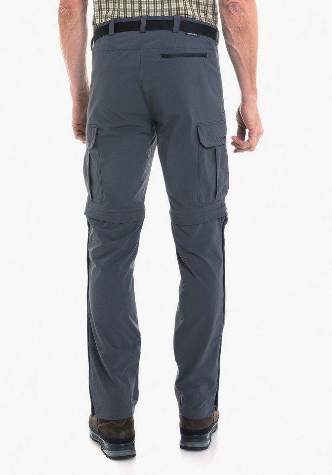 Herren Wanderhose Schöffel Zip-away-Hose Pants Kyoto3*