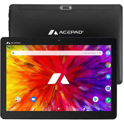 """Acepad A130 Tablet (10.1"""", 64 GB, Android, 4G (LTE), Octa Core, Dual-SIM, 10"""", WiFi - v2021)"""