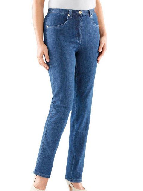 Hosen - Classic Bequeme Jeans › blau  - Onlineshop OTTO