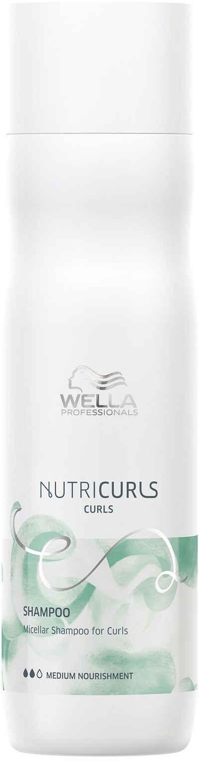 Wella Professionals Haarshampoo »Nutricurls Curls«, lockenpflegend