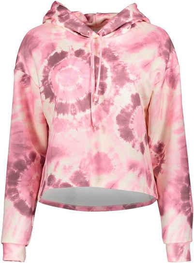 IMPERIAL Sweater »IMP-FC41« im Batik-Design