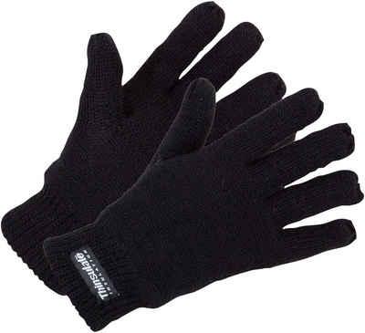 Strickhandschuhe »0900-1000 schwarz«