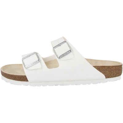 Birkenstock »Arizona Birko-Flor schmal Unisex Erwachsene« Sandale