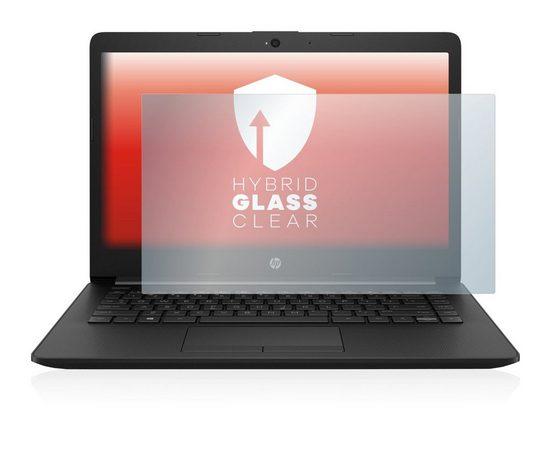 upscreen Schutzfolie »Panzerglasfolie für HP Notebook 17-by0529ng«, Schutzglas Glasfolie klar