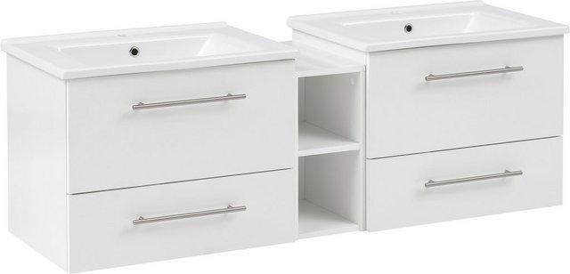 Waschtische - Schildmeyer Doppelwaschtisch »Basic«  - Onlineshop OTTO