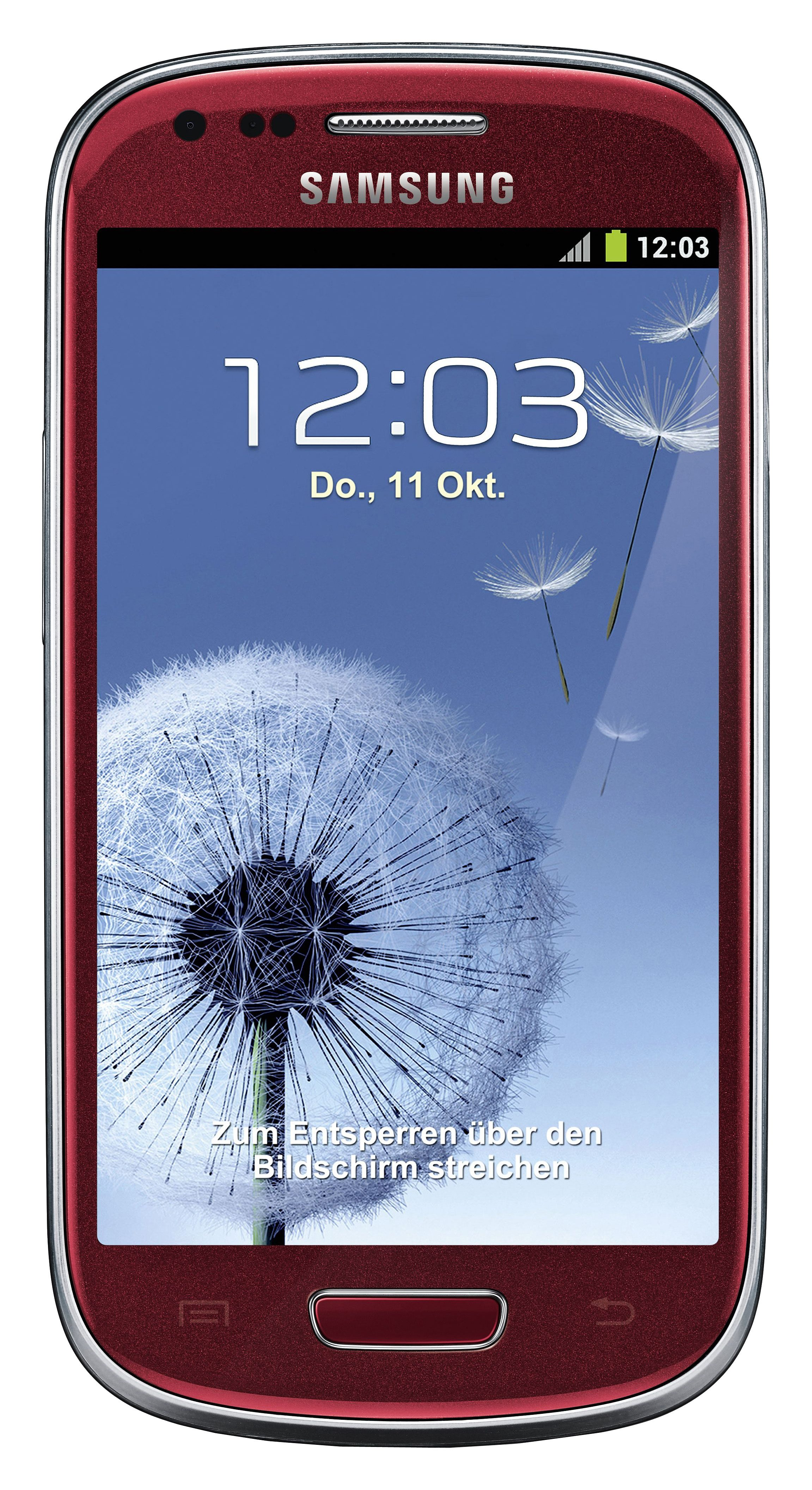 Samsung Galaxy S3 mini - I8190, Smartphone (4 Zoll) Display, Android 4.1, 5 Megapixel