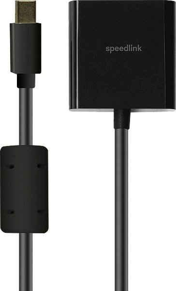 Speedlink »Mini DisplayPort zu VGA Adapter HQ« Video-Adapter Mini DisplayPort