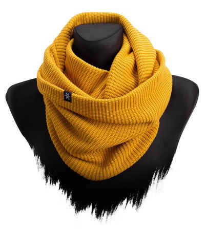 Manufaktur13 Strickschal »Knit Loop - gestrickter Schlauchschal«
