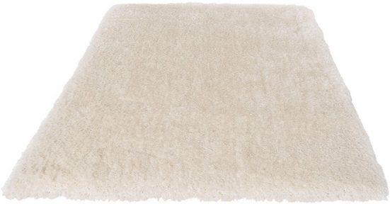 Hochflor-Teppich »Micro exclusiv«, Guido Maria Kretschmer Home&Living, rechteckig, Höhe 78 mm, democratichome Edition, bekannt aus der TV Werbung