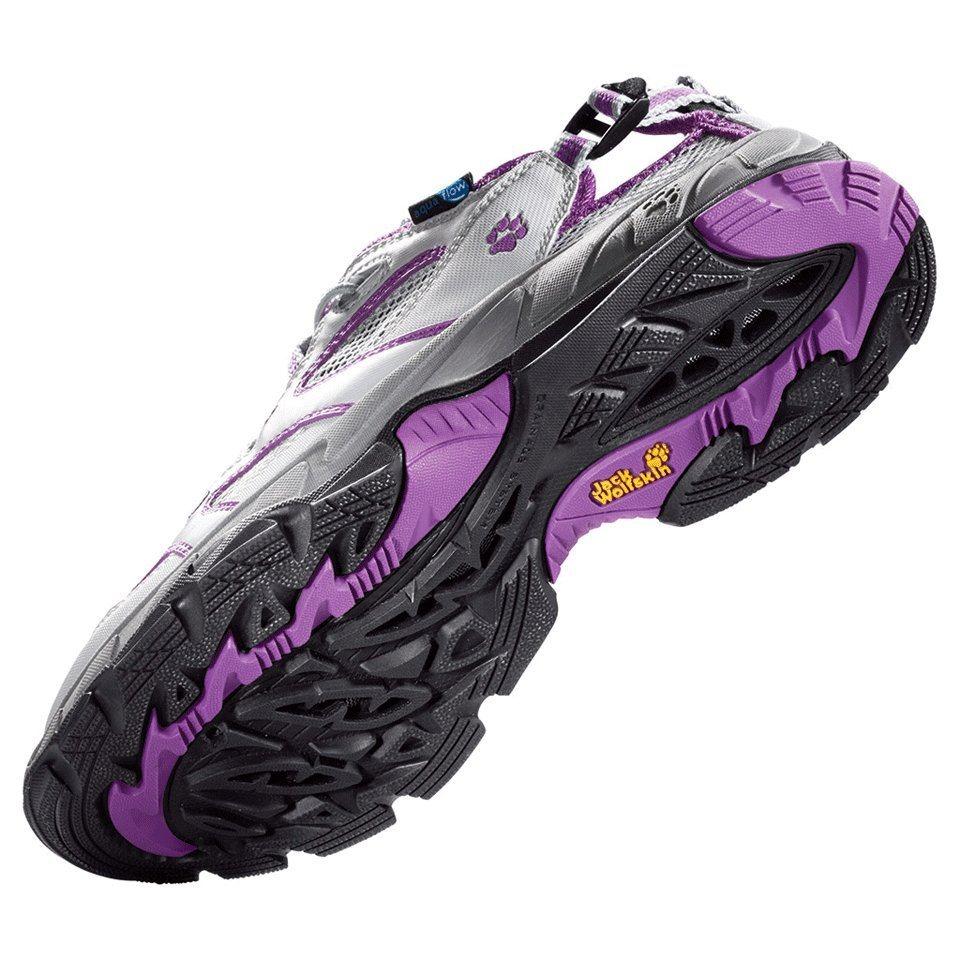 Jack Wolfskin Schuhe »CANYON RAVE WOMEN« in purple dawn