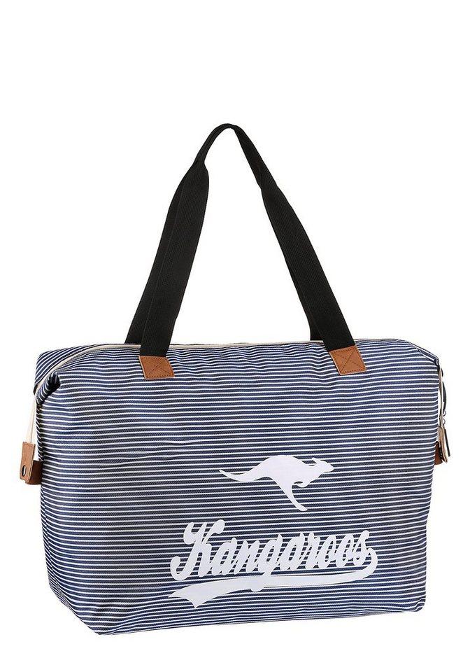 kangaroos -  Shopper, mit viel Stauraum