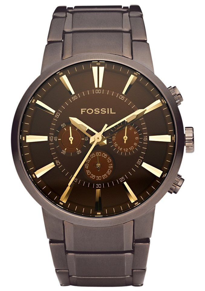 Fossil Chronograph »MEN´S OTHER, FS4357« in braun