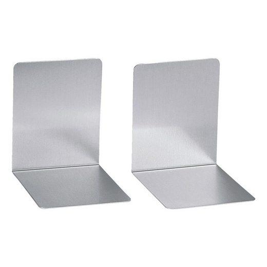 Maul Office Aluminium-Buchstützen 10 cm hoch