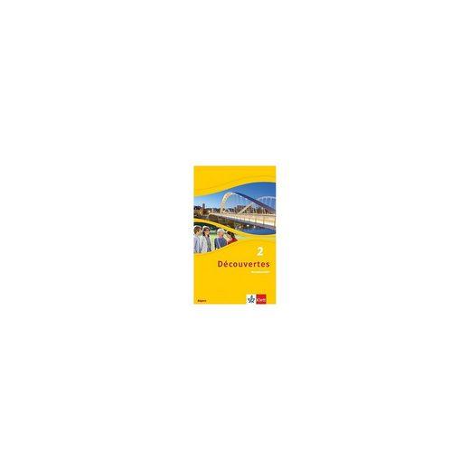 Klett Verlag Découvertes. Ausgabe für Bayern ab 2017: 7. Klasse, Verbenle