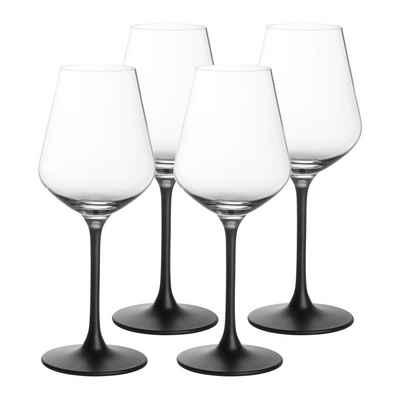 Villeroy & Boch Rotweinglas »Manufacture Rock Rotweinkelch Weinkelch 470 ml«, Glas