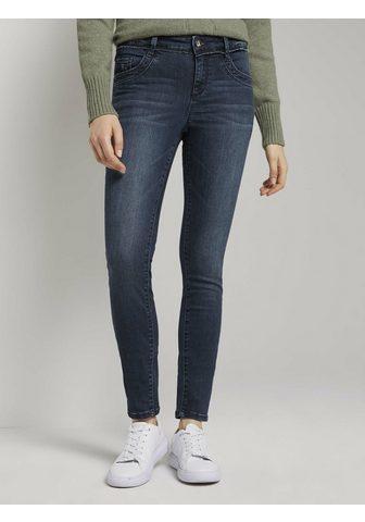 TOM TAILOR Skinny-fit-Jeans »Alexa Skinny Jeans«