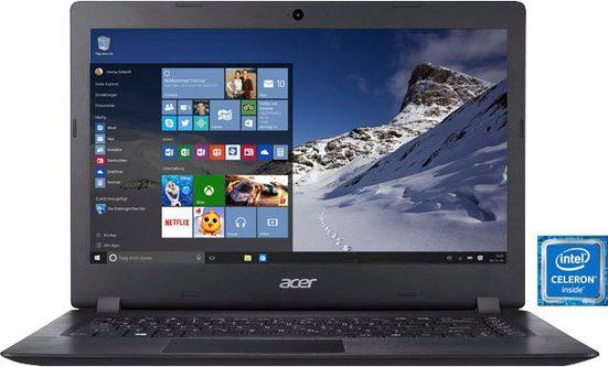 Acer Aspire 1 (A114-32-C5U6) Notebook (35,56 cm/14 Zoll, Intel Celeron, UHD Graphics 600)