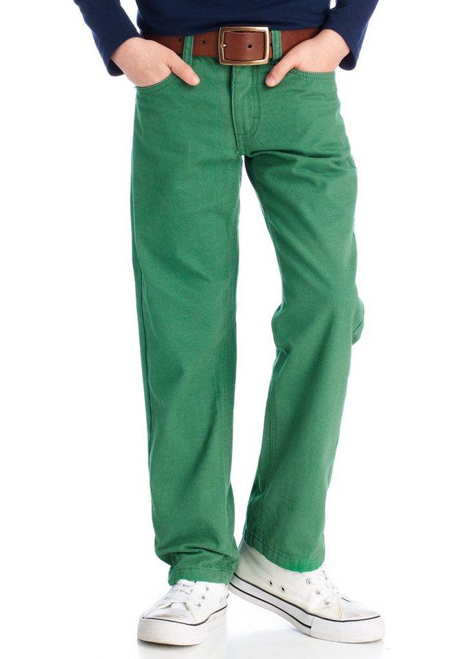CFL Hose für Jungen, Regular-fit in Grün