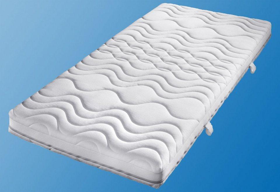 komfortschaummatratze active air150 beco 15 cm hoch raumgewicht 28 1 tlg elastische. Black Bedroom Furniture Sets. Home Design Ideas