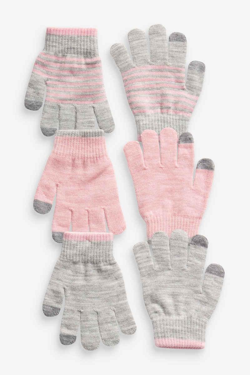 Next Strickhandschuhe »Handschuhe, 3er-Pack«