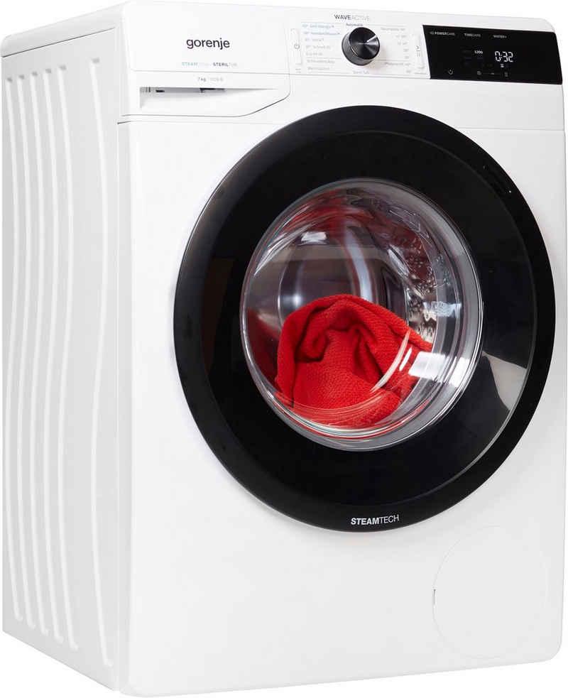 GORENJE Waschmaschine WE74CPS, 7 kg, 1400 U/min