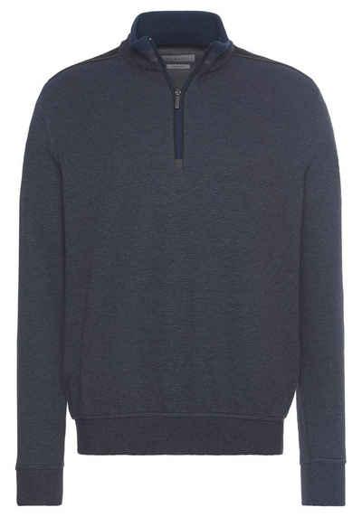 bugatti Sweatshirt »Troyer«