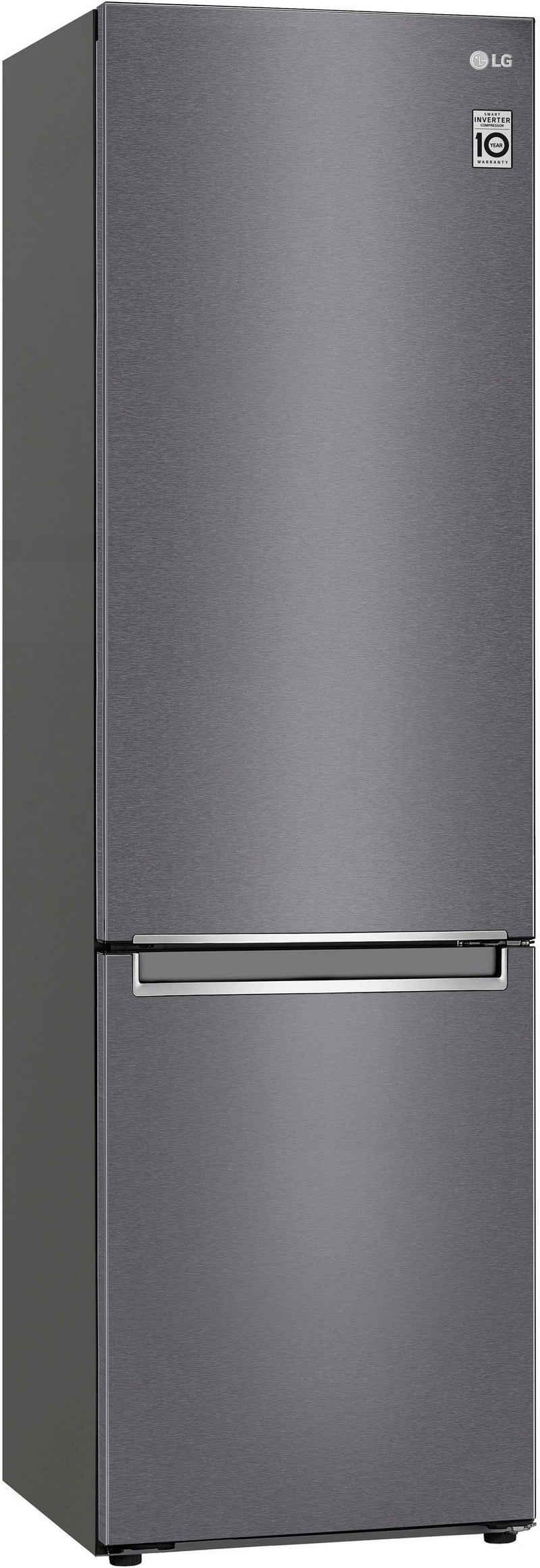 LG Kühl-/Gefrierkombination GBP32DSLZN, 203 cm hoch, 59,5 cm breit