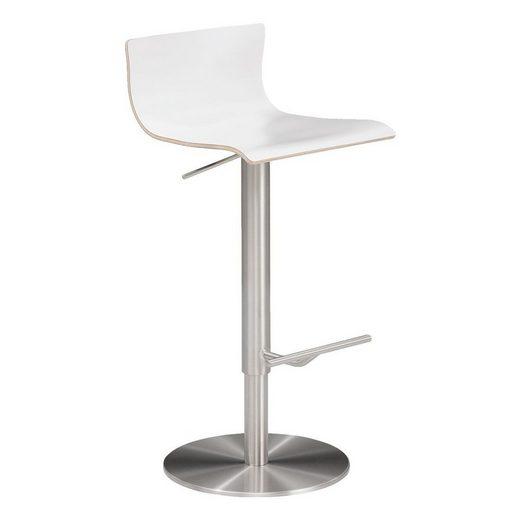 Mayer Sitzmöbel Barhocker »my Henri«, mit höhenverstellbarem Holzsitz