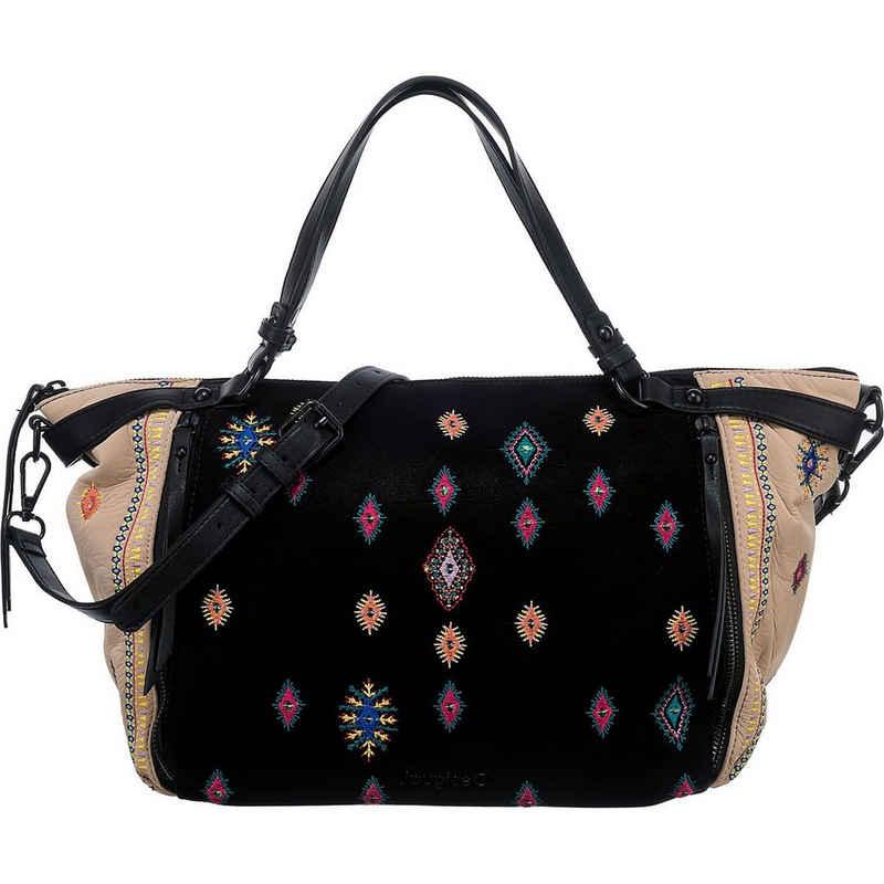 Desigual Handtasche »Fabric Hand Bag Handtasche«