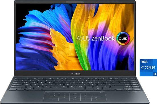 Asus ZenBook 13 OLED UX325EA-KG221T Notebook (33,78 cm/13,3 Zoll, Intel Core i7, 512 GB SSD, OLED-Display)