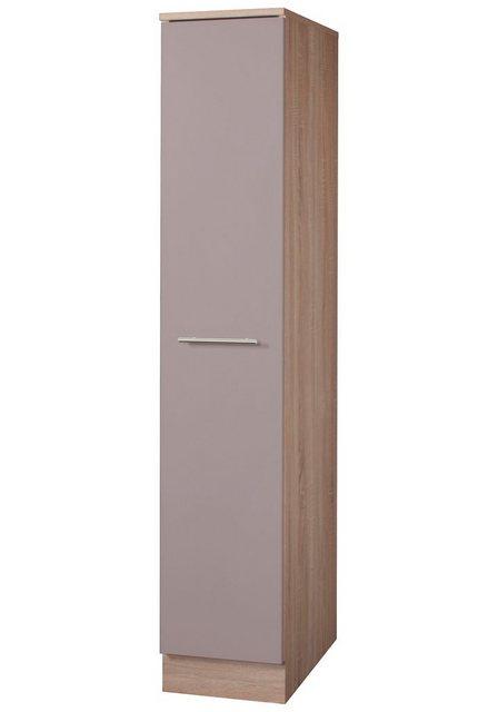 Wiho Küchen Apothekerschrank »Montana« Höhe 165 cm | Küche und Esszimmer > Küchenschränke > Apothekerschränke | wiho Küchen