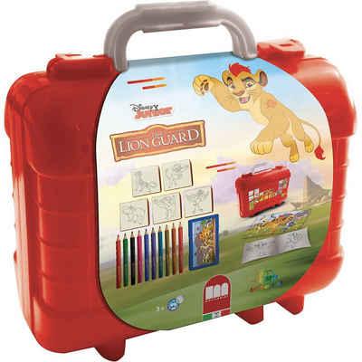 Disney Malvorlage »Garde der Löwen Reise Set«