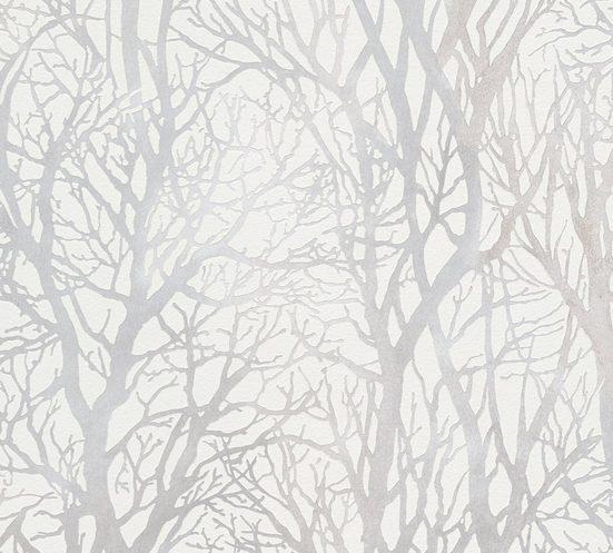 living walls Vinyltapete »Pop Up Panel 3D«, aufgeschäumt, Wald, in Astoptik