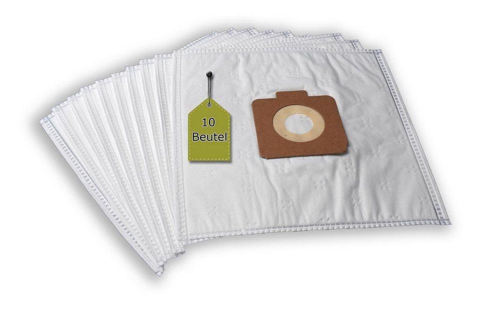 10  Staubsaugerbeutel  geeignet für Menalux 2100